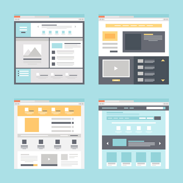 How Magento themes are designed