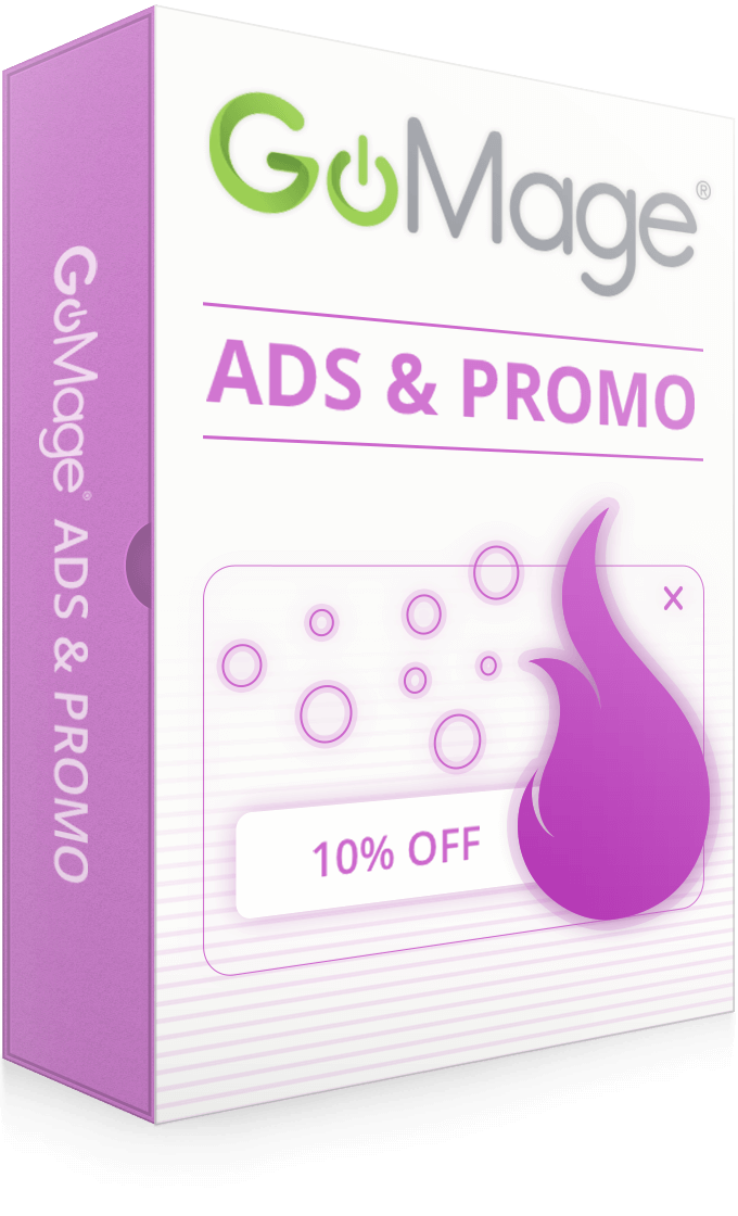 GoMage Ads & Promo for Magento ®