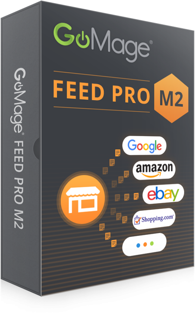 GoMage Feed Pro: Magento 2 Feed Manager