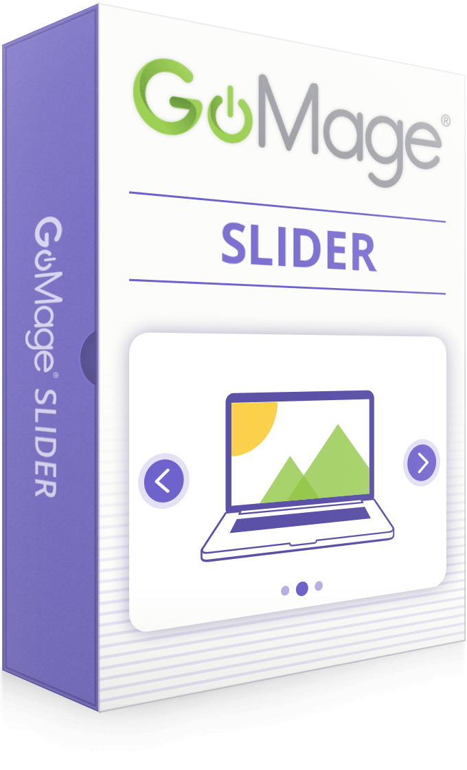 GoMage Slider for Magento ®