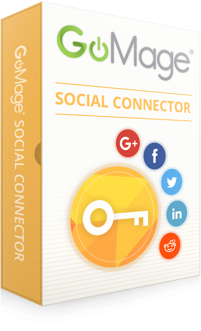 Social Connector for Magento ®