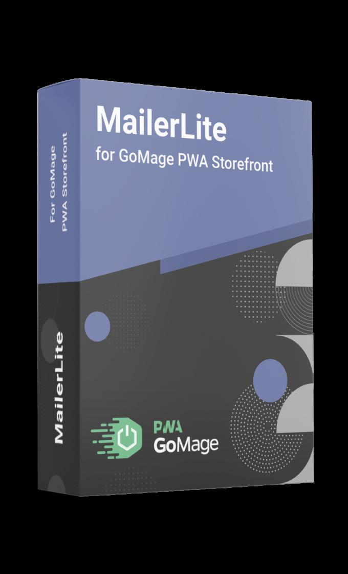 MailerLite for GoMage PWA Storefront