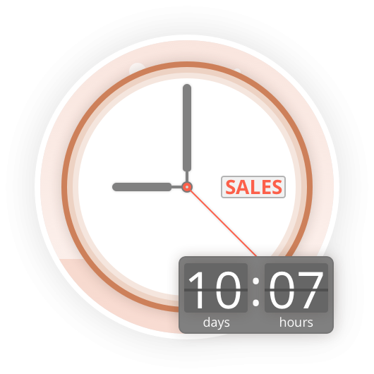 Magento Countdown Timer| Sales and Deals
