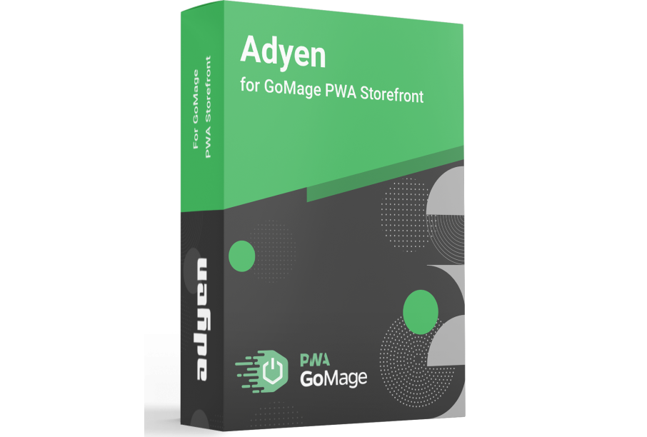 Adyen for GoMage PWA Storefront