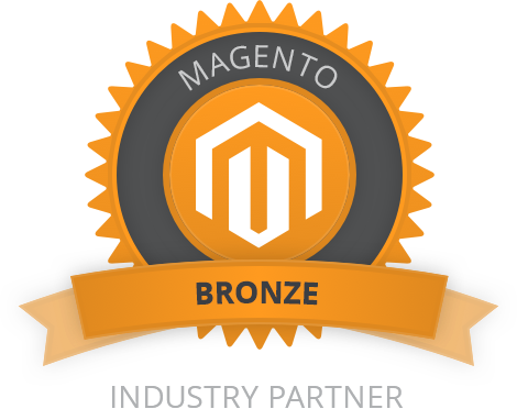 Magento Bronze Industry Partner