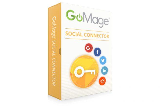 Social Connector for Magento ®:  Increase Buyer Convenience