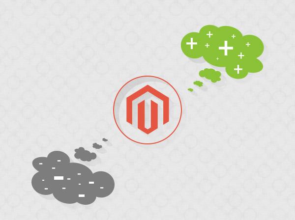 Magento Web Store: CMS Advantages and Disadvantages