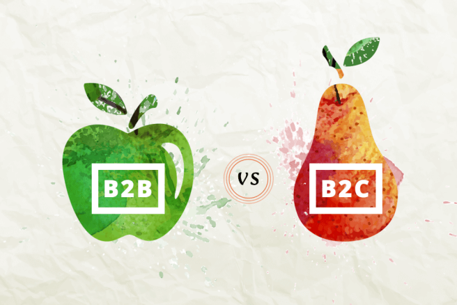 B2B eCommerce Solution Verses B2C - Customized Shopping