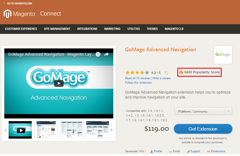 Magento_Connect_Navigation