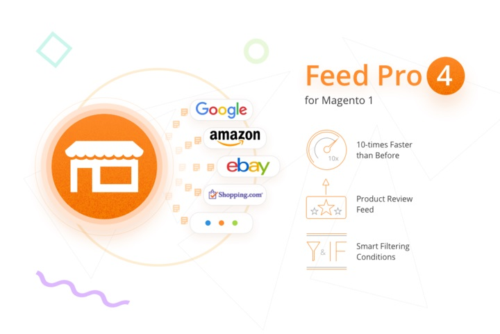 GoMage Feed Pro 4.1 is Available for Magento Store Owners