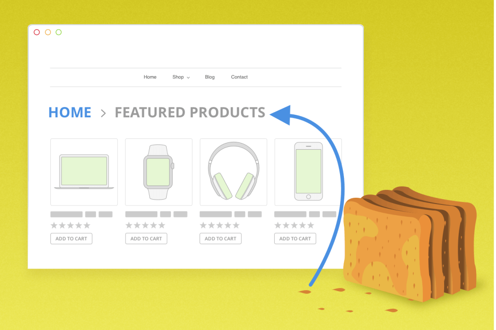BreadCrumb Navigation in Ecommerce: What You Should Know