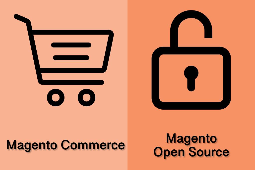 Choosing Between Magento Open Source and Magento Commerce