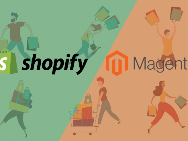 Magento 2 or Shopify: Features, Prices, & Differences