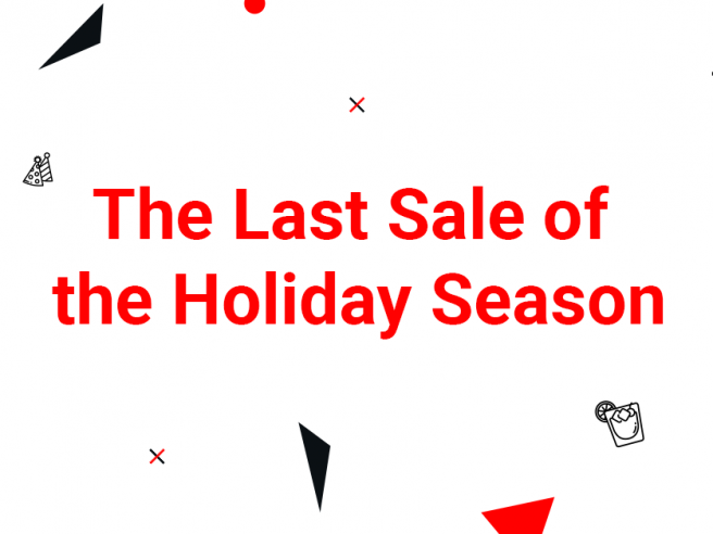 The Best Post-Holiday Sale!