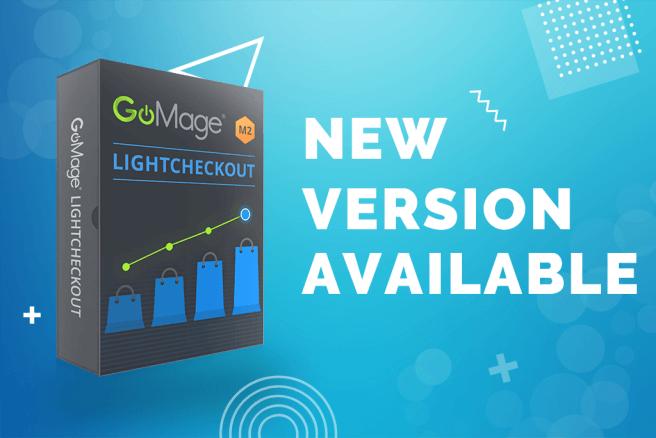 New GoMage LightCheckout Update Release [v1.3.0]