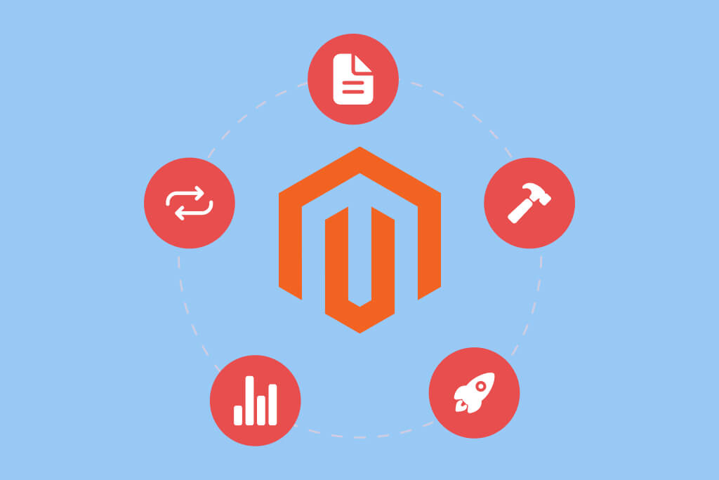 Build a Website with Magento for Medium and Big Business