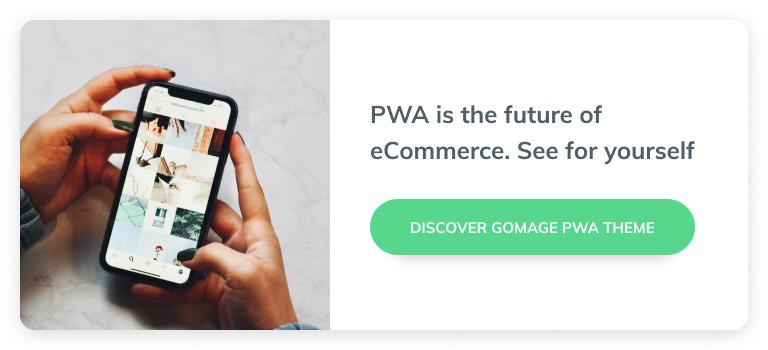 GoMage Magento PWA Storefront