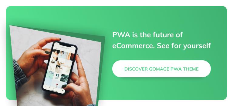 GoMage Magento PWA Theme