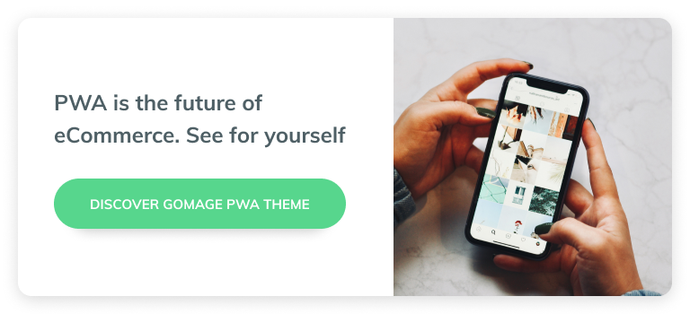 GoMage PWA Theme