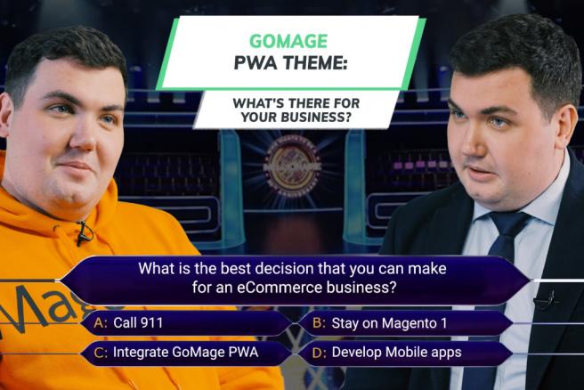 GoMage PWA Storefront: Magento 2 PWA Demo