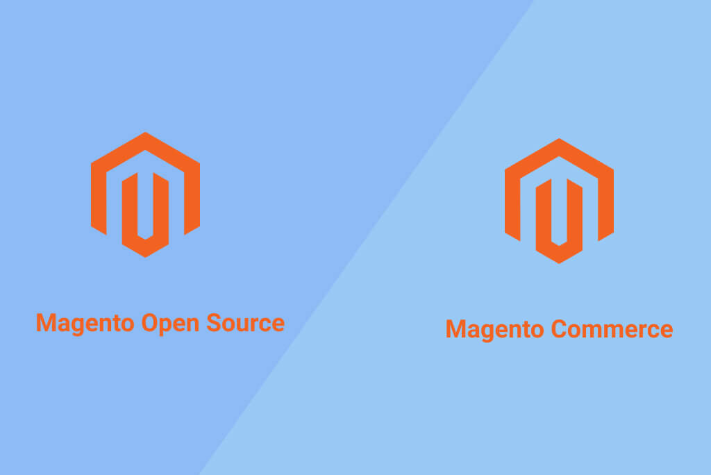 Magento Open Source vs Magento Commerce vs Magento Commerce Cloud