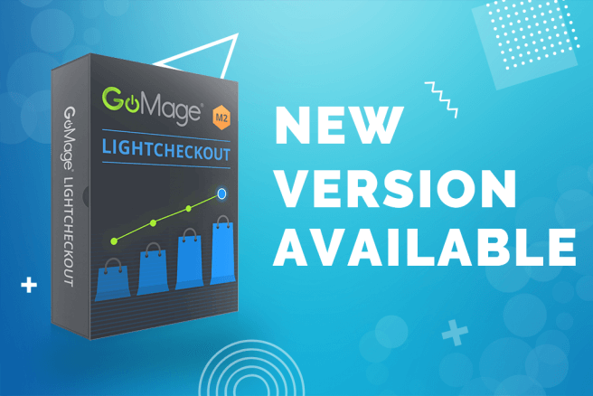 New GoMage LightCheckout Update Release [v1.3.0]