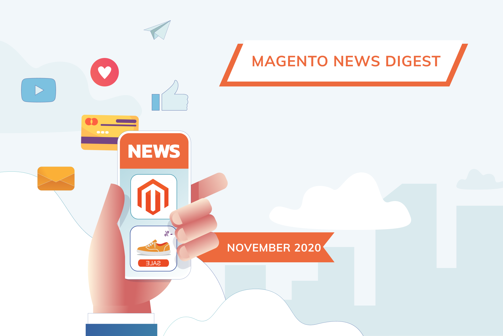 Magento News: Changes That Will Affect eCommerce in 2021
