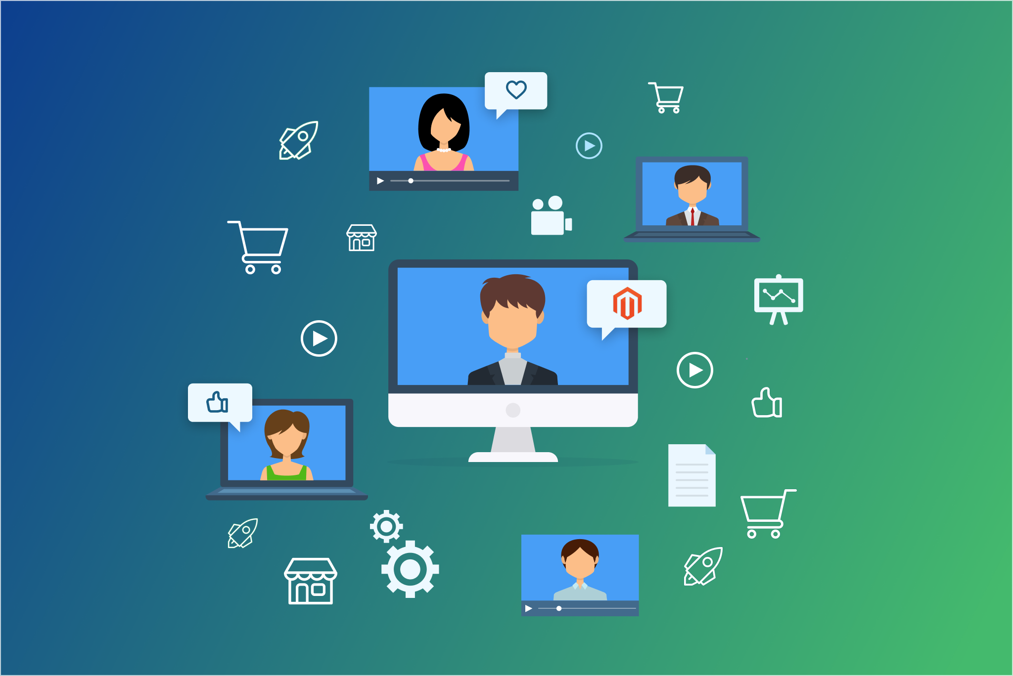 GoMage Webinar: ERP Integration for Magento Stores