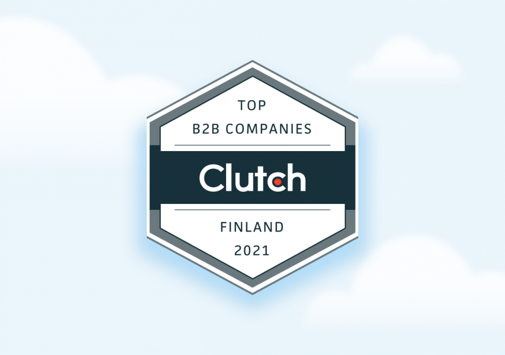 GoMage is the top B2B company in Finland in 2021